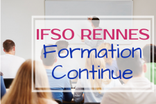 IFSO RENNES : Les formations continues proposées