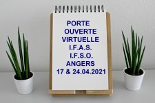 PORTES OUVERTES VIRTUELLES IFAS IFSO ANGERS