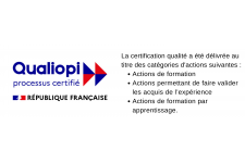 Certification QUALIOPI de l'IFSO